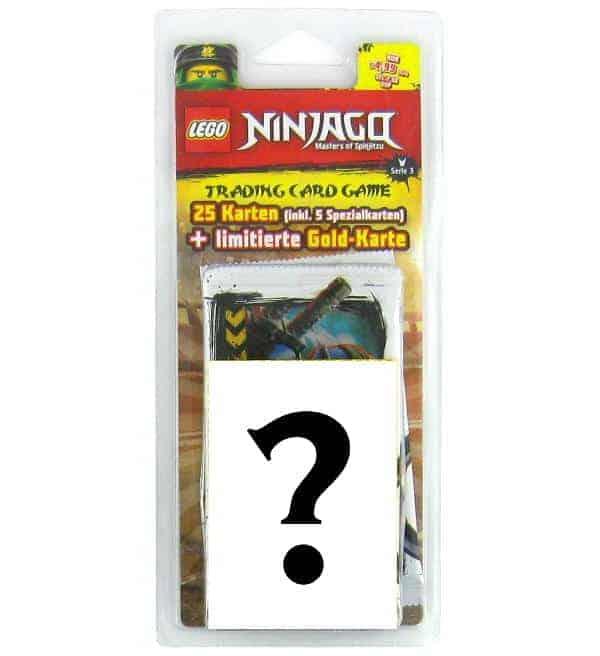 Ninjago Trading Cards Serie 3